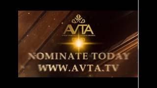 AVTA 2016 Nominations Open Visit avta.tv/nominate