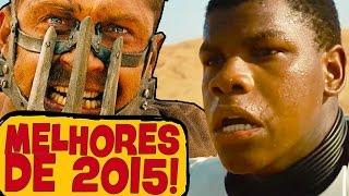 10 MELHORES FILMES DE 2015!