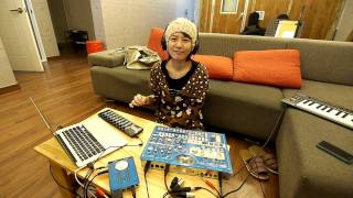 YANA's First DJing