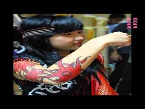 Suku Dayak Mendunia Karena Tradisi Tato