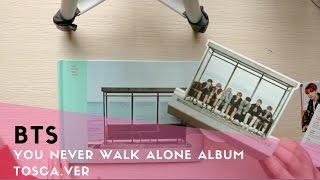[UNBOXING] BTS - You Never Walk Alone Album (Tosca.Ver)