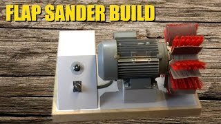 Homemade Flap Sander
