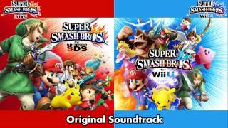 Battle! Reshiram / Zekrom [Pokémon Black/White] - Super Smash Bros. for Nintendo 3DS & Wii U