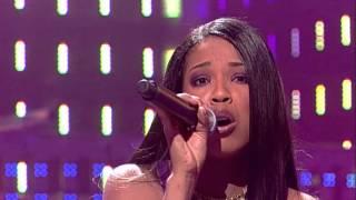 "Raffaëla singing ""Hit 'Em Up Style"" by Blu Cantrell - Liveshow 5 - Idols season 3"