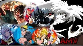 AMV mix anime with Valeria ƴƬ