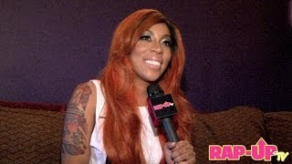 K. Michelle Teases Lil' Kim Collaboration, Calls Out 'Catty' Females