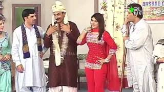 Best Of Iftikhar Thakur and Nadeem Chitta New Pakistani Stage Drama Full Comedy Funny Clip