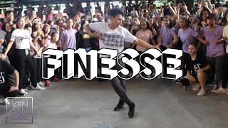FINESSE - BRUNO MARS | Kenneth San Jose Choreogaphy