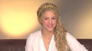 Shakira - Track by Track Interview