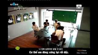 [Vietsub] Celebrities Go To School with MBLAQ and Kim Soo Ro - Ep 4 Part 4/4