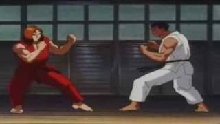 Street Fighter II Episódio 1 Parte 2 BR