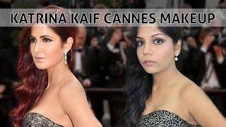 Katrina Kaif Cannes 2015 Makeup Tutorial | SuperPrincessjo