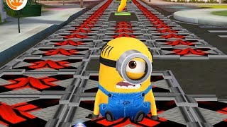 Despicable Me - Minion Rush : Mel Minion Got Stage 3 Reward And Unlocked Lap 2 !
