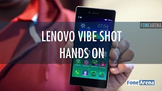 Lenovo Vibe Shot Camera Demo