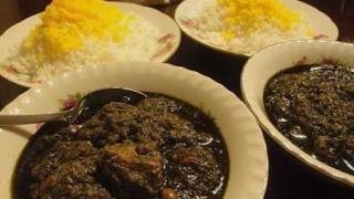 طرز تهیه قرمه سبزی خوشمزه و بیان نکات جا افتادن آن   How to make the most delicious Ghormesabzi?