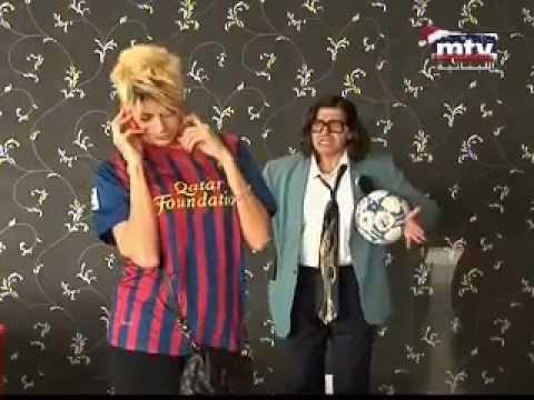 She3ir with Barcelona
