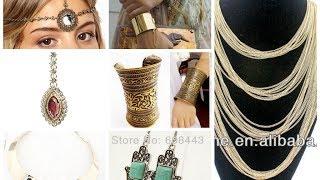 Jewellery Haul Aliexpress - Haul Bijoux Aliexpress