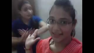 sharukh khan kajol/ dil wale dulhniya le jayege/family masti video