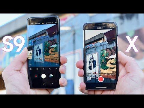 Xxx Mp4 Samsung Galaxy S9 Plus Vs IPhone X Camera Test Comparison 3gp Sex