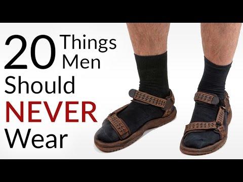 Xxx Mp4 STOP Wearing This 20 Things Men Should NEVER Wear Men39s Fashion Faux Pas Style DONTS 3gp Sex