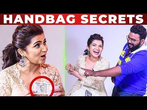 Xxx Mp4 UNLIMITED FUN DD Roasts VJ Ashiq Dhivyadharshini Handbag Secrets Revealed 3gp Sex