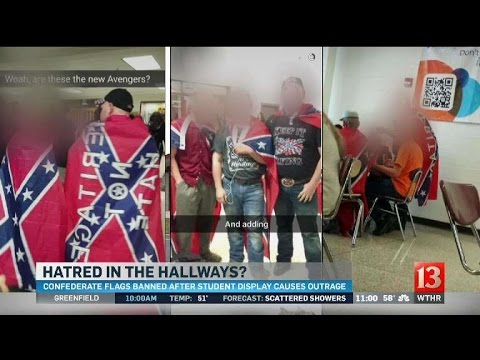 Xxx Mp4 Confederate Flags At Bloomington North 3gp Sex