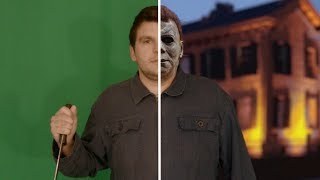 Michael Myers Transformation - Man turn into Michael Myers (Halloween 2018) VFX Breakdown