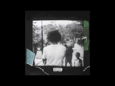 J Cole - 4 Your Eyez Only (Full Album)