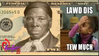 Raven Symone doesn't want Harriet Tubman on the $20 bill/social media reacts