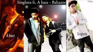 A bazz ft. Singhsta - Zara Tasveer Se Tu (Bahane) | Music By Mukul Thakur