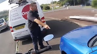 """Stupid, Crazy & Angry People Vs Bikers 2017 