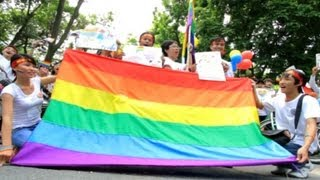 Gay taboo turns to pride in Vietnam