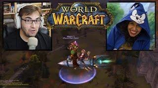 WORLD OF WARCRAFT - Aprendendo Com A Especialista!!!