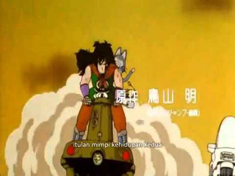 Dragon Ball opening Indonesia