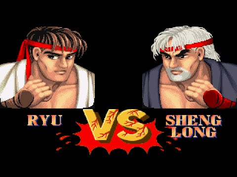 Street Fighter II Sheng Long is REAL 2015