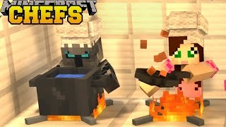 Minecraft: WE ARE CHEFS! (FIND THE SECRET INGREDIENTS!) Custom Map