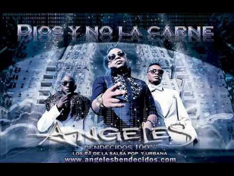SEÑORITA Angeles Bendecidos Dios y no la carne Salsa pop y urbana 2013