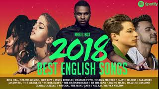 Best English Songs 2018 Hits  Most Popular Songs of 2018  Best Music 2018  Magic Box Stream 247 2