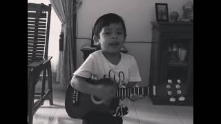 Gitaris cilik aceh