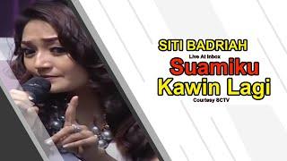 SITI BADRIAH [Suamiku Kawin Lagi] Live At Inbox (28-10-2014) Courtesy SCTV
