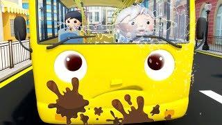 Wheels On The Bus | Little Baby Bum | Nursery Rhymes for Babies | On the Bus Song Video | Live