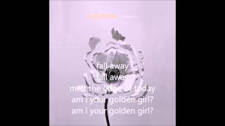 The Naked and Famous - Golden Girl