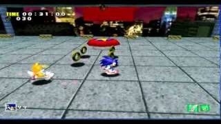 Microsoft Sam plays Sonic Adventure