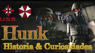 Hunk Historia & Curiosidades