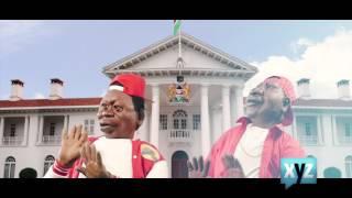 Bado Uhuru & Ruto Music video | The XYZ Show Sn12 Ep7