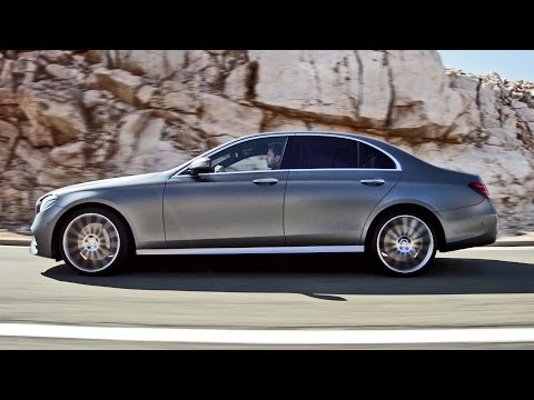 ► NEW 2017 Mercedes E-Class - Official Trailer