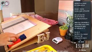 2 0 1 8 . 0 9 . 1 7 s t u d y _ 실시간공부방송 study with me