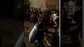رقص دق فاجر بالكرسي صالح فوكس في بولاق الدكرور مولع الدووونيا 2017