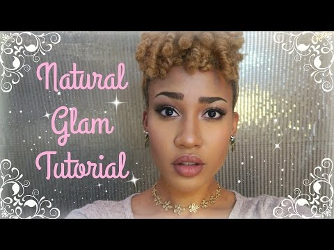 Natural Glam MakeUp Tutorial| LA Girl Pro Concealer
