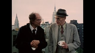 BURROUGHS: THE MOVIE - Trailer